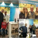 Kefalonia wines Poland Greek Food Show